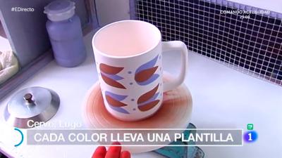 España Directo - Descubrimos cómo se hace la cerámica de Sargadelos