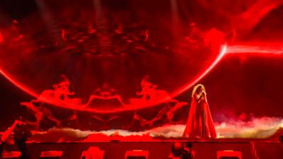 """Eurovisión 2017 - Georgia: Tako Gachechiladze canta """"Keep the Faith"""""""