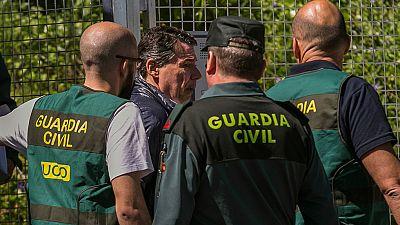 Los fiscales de Lezo apuntan a que el número dos de Interior avisó a González de la investigación