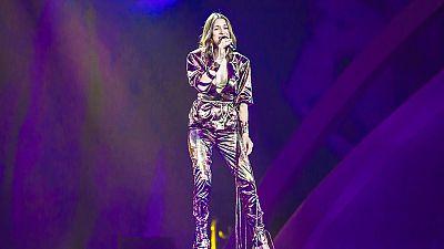 Eurovisión 2017 - República Checa: Martina Bárta canta 'My Turn'