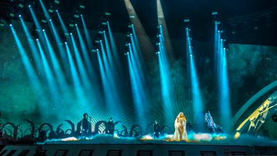 """Eurovisión 2017 - Albania: Lindita canta """"World"""""""