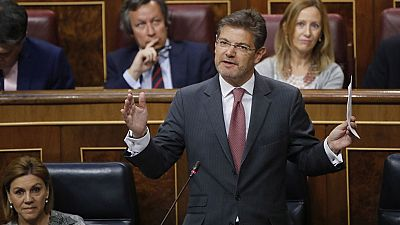 """El PSOE advierte a Catalá de que pedirá su reprobación si no dimite por sus """"injerencias"""" en la Fiscalía"""