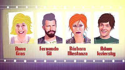 Así será la cabecera de 'La peluquería', la nueva serie de TVE