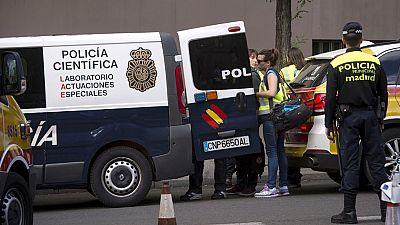 El accidente mortal del ascensor en Madrid se produjo tras ceder una pared y no el suelo