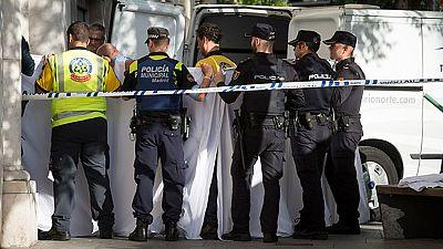 El accidente mortal del ascensor en Madrid se produjo tras ceder una pared