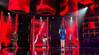 """Fantastic Duo - Adriana """"La Trenzas"""" conquista a Roko"""