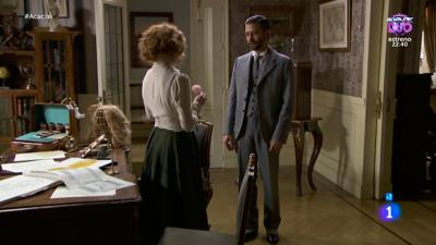 Acacias 38 - Celia y Felipe mantendrán una relación en secreto