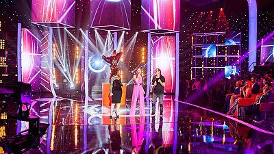 """Fantastic Duo - Camela y María Cortés ganan el primer 'Fantastic Duo' con su """"Corazón Partío"""""""