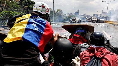 Los venezolanos vuelven a manifestarse a favor y en contra de la reforma constitucional de Maduro