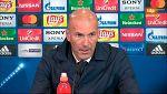 """Zidane: """"Llegar a dos finales seguidas es impresionante"""""""