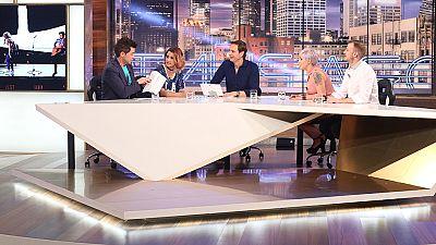 Hora Punta - Barei opina sobre Manel Navarro y su papel en Eurovisión