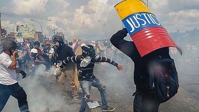 Un manifestante de 27 años muere tiroteado en Venezuela durante una protesta de la oposición