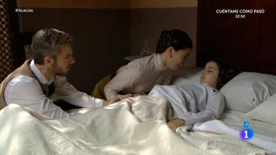 Acacias 38 - Tirso muere en brazos de Teresa