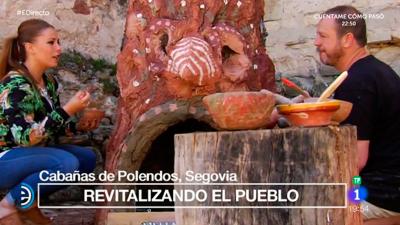 España Directo - Artesanos que revitalizan un municipio de Segovia