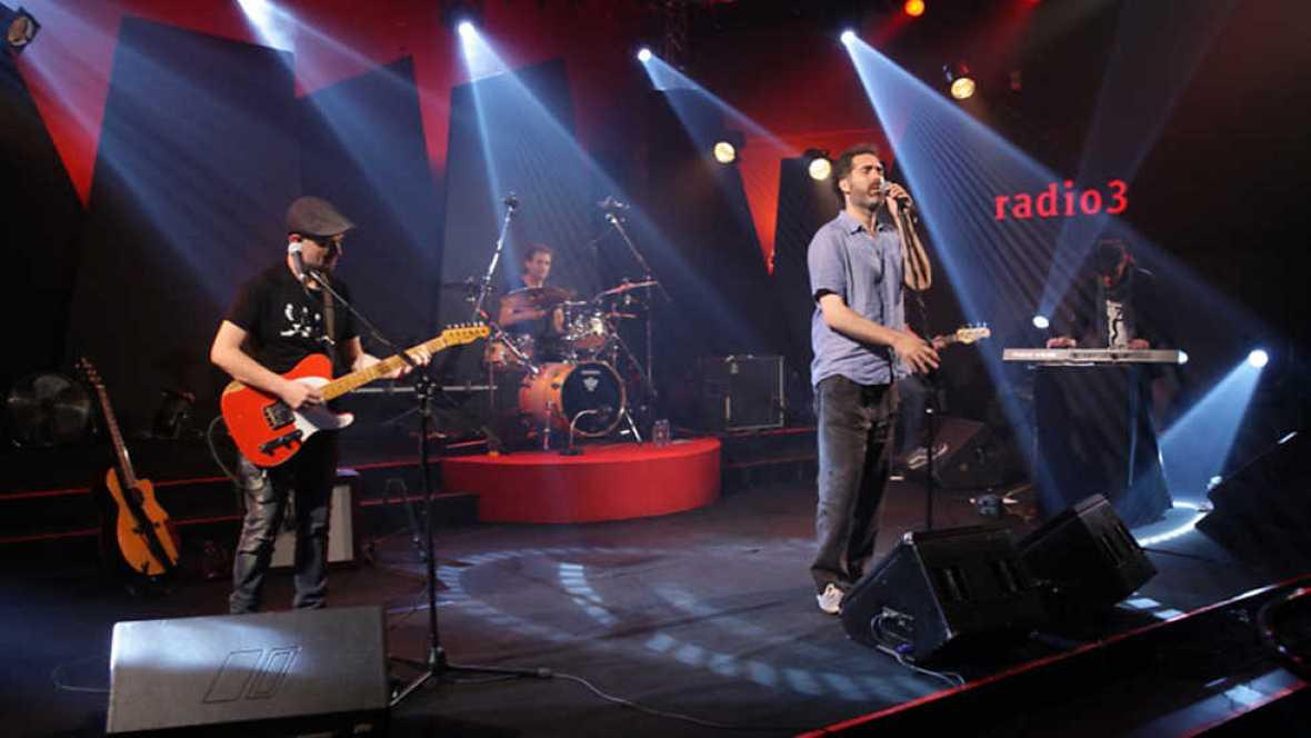 Los conciertos de Radio 3 - Lalo Vacas - ver ahora