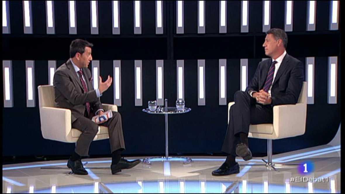 El Debat de La 1 - Xavier García Albiol