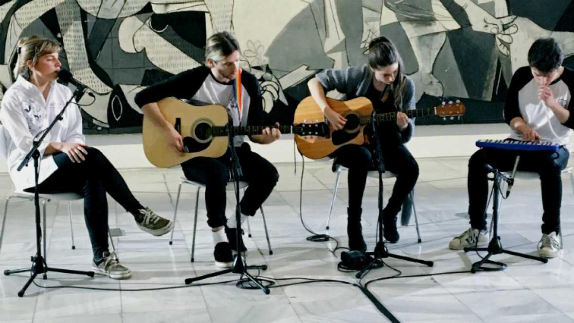 Suena Guernica - Belako (Teaser) - Ver ahora