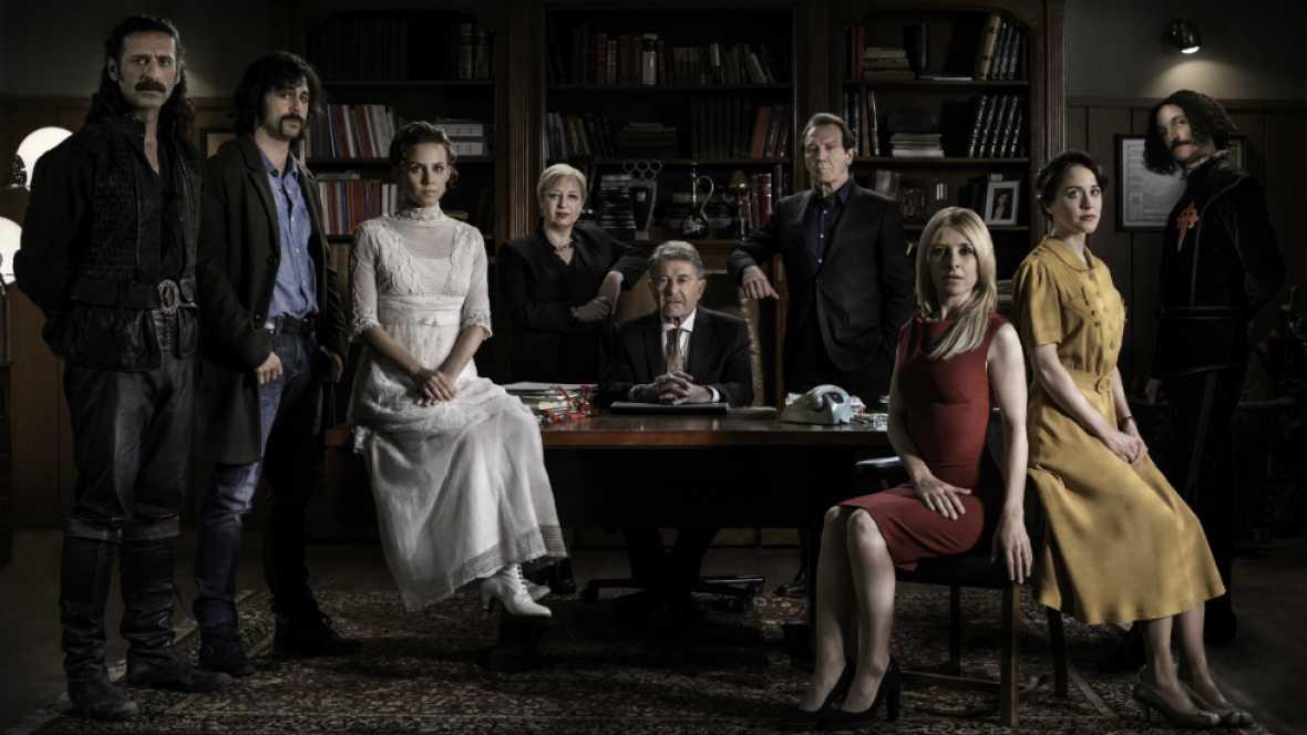 El Ministerio del Tiempo - La nueva temporada de 'El Ministerio del Tiempo' con más localizaciones y vuelta de personajes