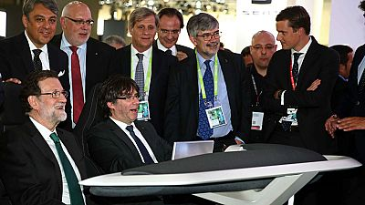 """Mariano Rajoy: """"Debemos evitar toda tentación de desconexión y aislamiento"""""""
