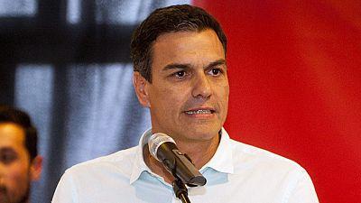 Cuarto día de campaña en las primarias del PSOE