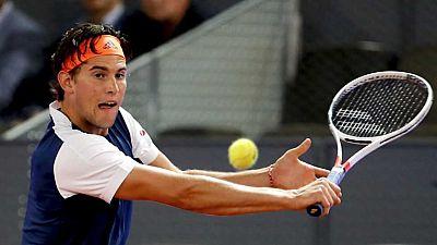 Tenis - ATP Mutua Madrid Open. 1/4 Final: B. Coric - D. Thiem - ver ahora