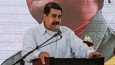 """Maduro acusa a Rajoy de permitir una """"agresión"""" al embajador venezolano en Madrid"""