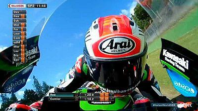 Motociclismo - Campeonato del Mundo Superbike. Superpole prueba Imola (Italia) - VER AHORA