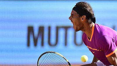Tenis - ATP Mutua Madrid Open. 1ª Semifinal: R. Nadal - N. Djokovic