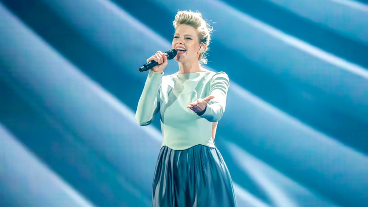 Eurovisión 2017 - Alemania: Levina canta 'Perfect life'