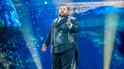 Eurovisión 2017 - Croacia: Jacques Houdek canta 'My friend'