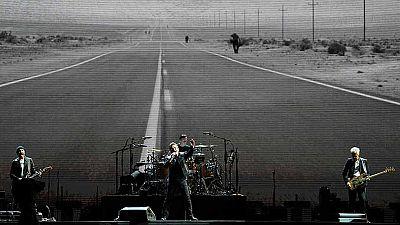 U2 comienza en Vancouver la gira del 30 aniversario de 'The Joshua Tree'