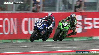 Motociclismo - Campeonato del Mundo Superbike. Supersport  prueba Imola (Italia) - VER AHORA (2)