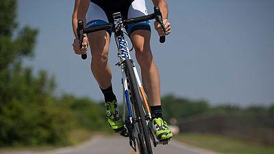 Acompañamos a un grupo de ciclistas para conocer cómo es uno de sus entrenamientos en carretera