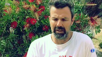 Pau de Jarabe de Palo tiene un mensaje para Antonio Carmona