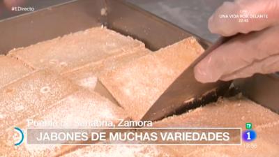 España Directo - Así se hace el jabón de Sanabria