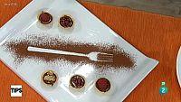 TIPS - Cocinando con... - Tartaletas de chocolate con frutos rojos