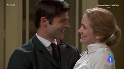 Acacias 38 - Elvira vuelve a encontrarse con Simón fuera del convento
