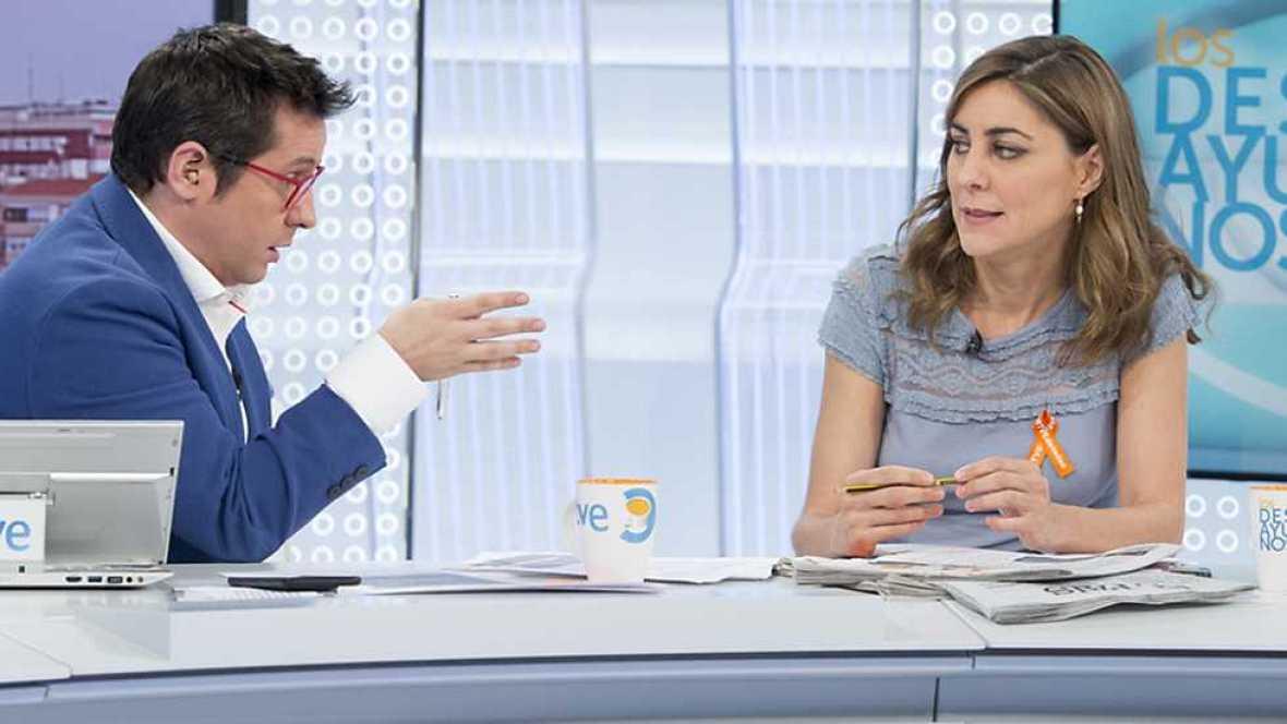 Los desayunos de TVE - Lorena Ruíz-Huerta - ver ahora