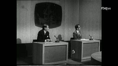 Història de TVE - Arriba el 'Telediario'