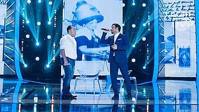 """Fantastic Duo - Bustamante y David Durán conquistan al público con """"La historia de un amor"""""""
