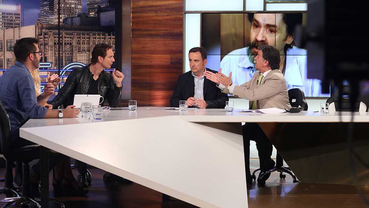 Hora Punta - Debate sobre los crímenes de Charles Manson