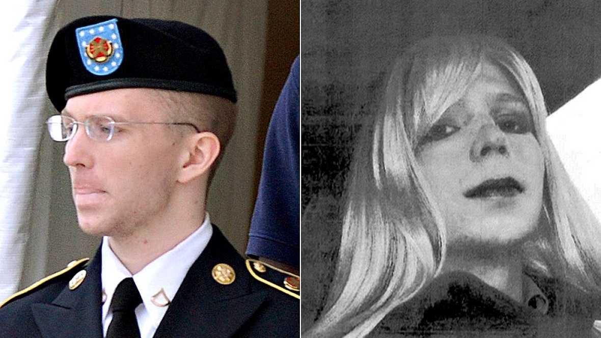 Chelsea Manning sale de prisión