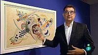 Atención Obras - Kandinsky en el Museo Ruso de Málaga