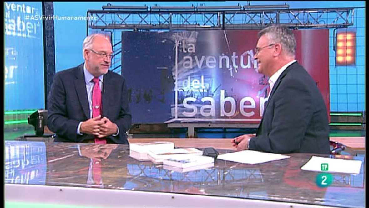 La Aventura del Saber. TVE. Taller de filosofía. Jesús Zamora, ¿Qué es vivir humanamente?