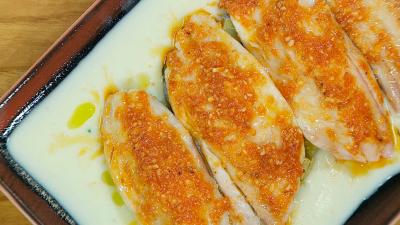 Torres en la cocina - Jurel con ensalada de patatas