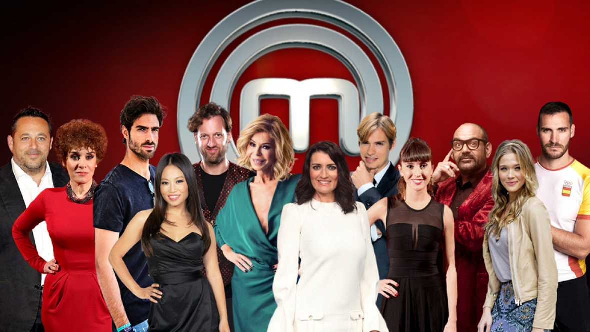 MasterChef Celebrity 2x05 espa&ntildeol Disponible