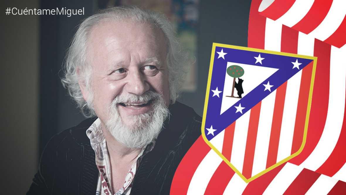 Un homenaje Atlético, el mejor de los homenajes para Miguel