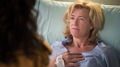 Cuéntame cómo pasó - Mercedes aconseja a Marcos sobre Inés