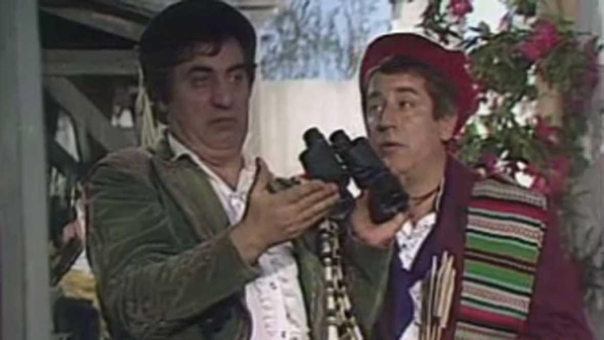 La comedia musical española - Róbame esta noche