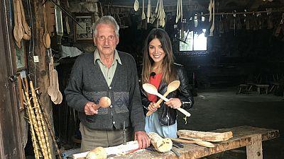 El gran carpintero de Mogarraz